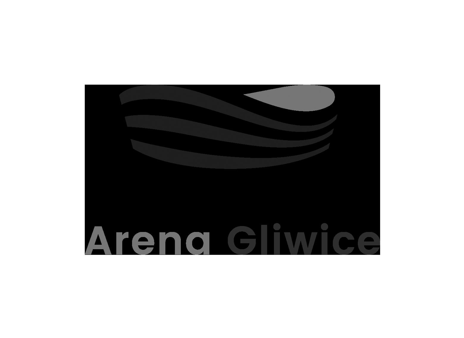 logo color arena gliwice bez tła